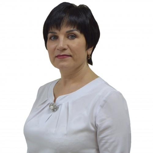 Сотрудник Ольга Викторовна