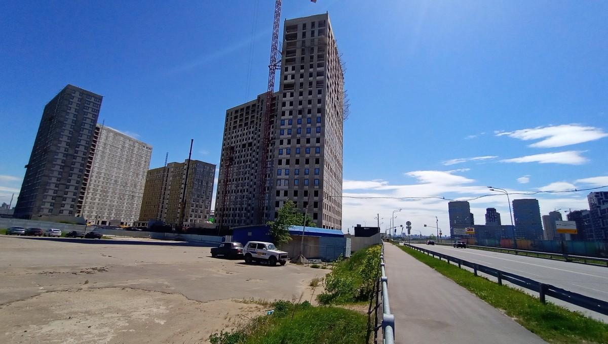 Продажа 2-комнатной новостройки, Москва, ш. Волоколамское,  69