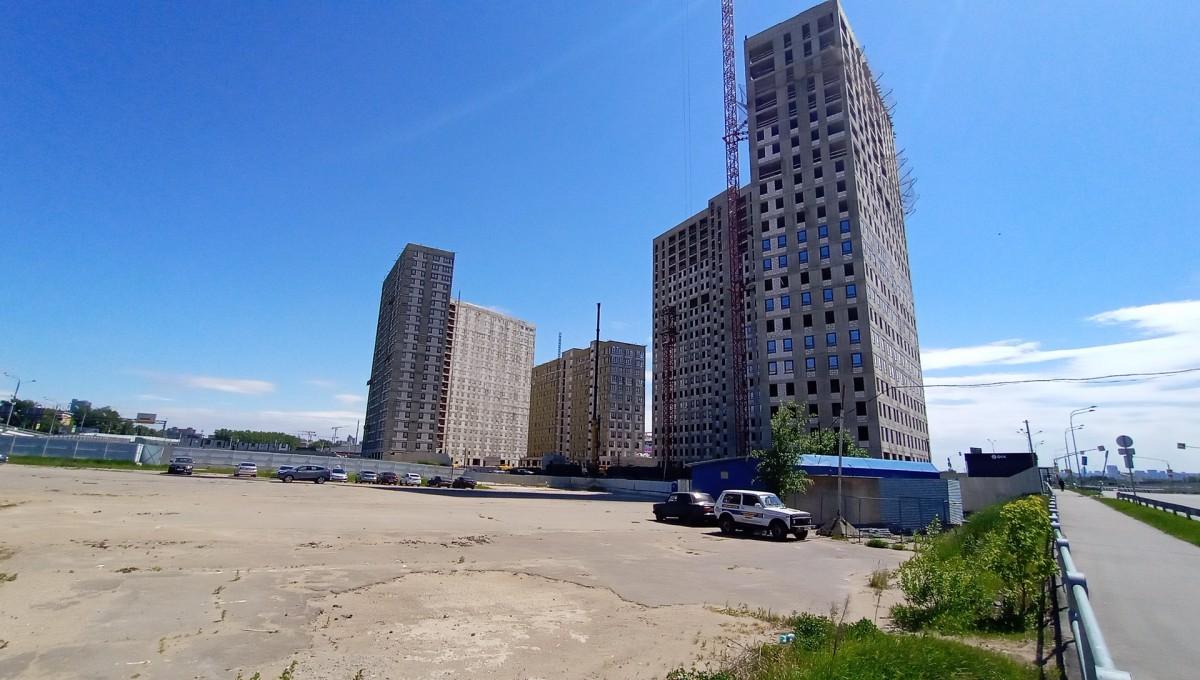 Продажа 3-комнатной новостройки, Москва, ш. Волоколамское,  69
