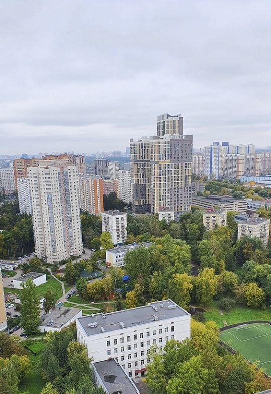 Продажа 2-комнатной квартиры, Москва, ул. Фестивальная,  29